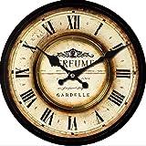 Wanduhr Vintage, Likeluk 12 Zoll(30cm) Wanduhr Holz Uhr Uhren Wall Clock