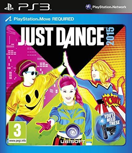 Just Dance 2015 [AT-PEGI] (Just 2015 Ps3 Dance)