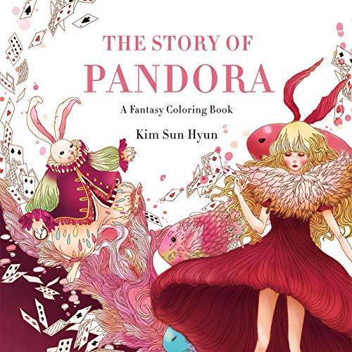 : A Fantasy Coloring Book ()