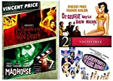 Vincent Price: 4 Movie Collection Includes Masque of the Red Death & Dr. Goldfoot and the Girl Bombs