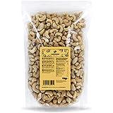 KoRo - Cashewnoten 1 kg - Hele cashewnoten natuurzuiver zonder toevoegingen ongezouten in een voordeelverpakking