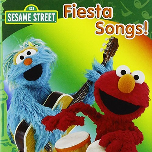 Fiesta Songs by SESAME STREET (2013-08-03)