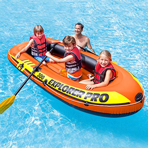 Intex Explorer Pro 300 (bateau 3 places)