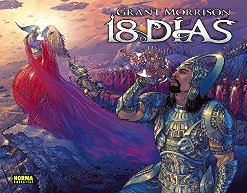 Descargar Libro 18 DÍAS (CÓMIC USA) de Grant Morrison