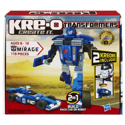 KRE-O Transformers Mirage [UK Import]