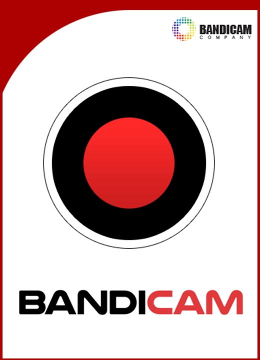 Bandicam Screen Recorder pour Windows [Téléchargement]