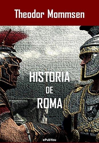 Historia de Roma por Theodore Mommsen