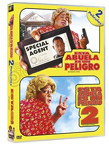 Esta Abuela Es Un Peligro 1+2 [DVD]