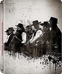 Les 7 Mercenaires STEELBOOK EDITION LIMITE [blu-ray film + disque blu-ray bonus] [Édition 2 Blu-ray - Boîtier SteelBook]