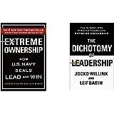 Extreme Ownership + Encyclopedia: Stars (Space Encyclopedia) (Set Of 2 Books)