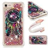 Valenth iPhone 6S Cover,iPhone 7 Cover,iPhone 8 Cover, Custodia fluttuante fluttuante glitter scintillante per iPhone 6/6S/7/8