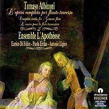 Albinoni: L'opera completa per flauto traverso, Vol. 2