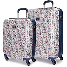 Pepe Jeans Treval Juego de maletas, Multicolor