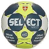 Select 3871854645Handball Damen, Blau/Gelb/Weiß