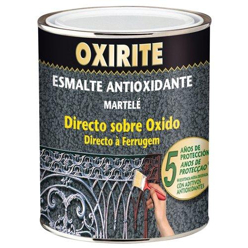 Xylazel oxirite - Metal enamel martele 750ml white