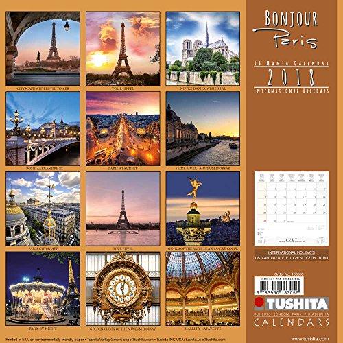 Descargar Libro Bonjour Paris 2018 (Cities Twilight) de Unknown
