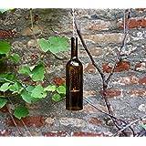 Upcycling- Hängelampe aus einer Weinflasche