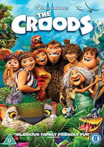 The Croods [DVD] [2013]