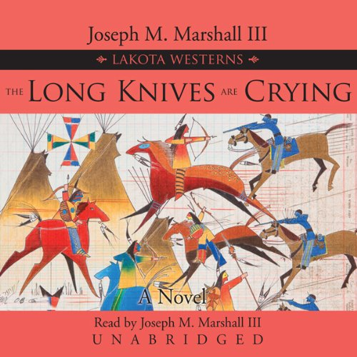 The Long Knives Are Crying  Audiolibri
