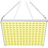 Roleadro 75W LED-Växtlampa i fullspektrum LED-Växande Ljusväxtlampa LED-Odlingslampa för Inomhusplanter Grönsaker och Blommor