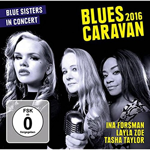 Preisvergleich Produktbild Blues Caravan 2016