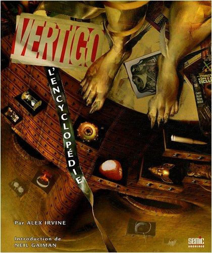 L'encyclopédie Vertigo par Alex Irvine