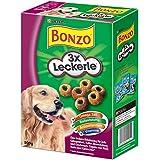 Bonzo 3 x Leckerle Hundesnack, 6er Pack (6 x 500 g)