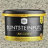 Buntsteinputz weiss 20kg