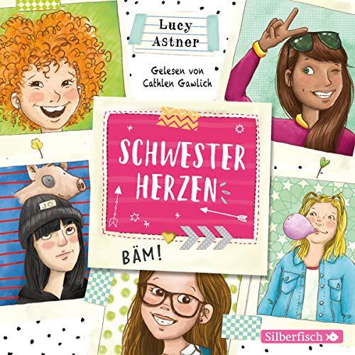 Eine für alle, alle für DICH!: 2 CDs (Schwesterherzen, Band 1)