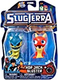 Slugterra SERIES 3 Mini Figure 2-Pack Hop Jack & Bluster