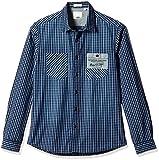 People Men's Casual Shirt (8903880985905...