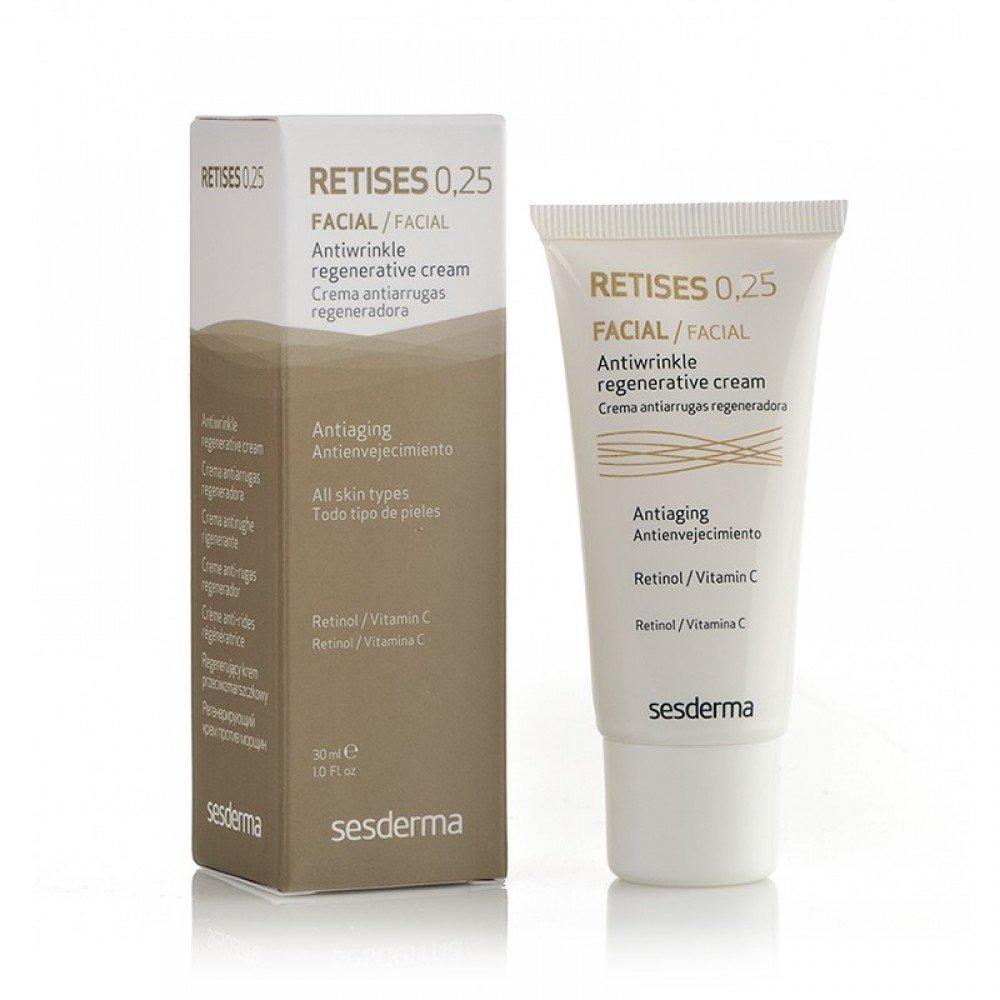 Retises 0,25 Crema Antiarrugas Regeneradora 30 ml