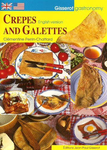 Crepes et galettes (version anglaise)