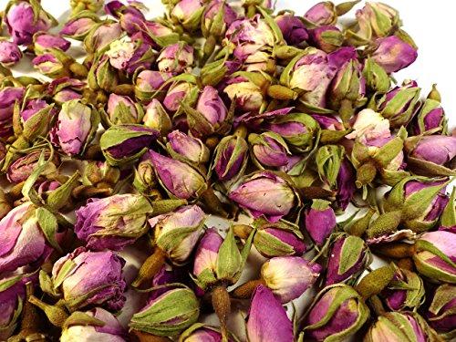 Rosenknospen rosa Naturideen® 50g