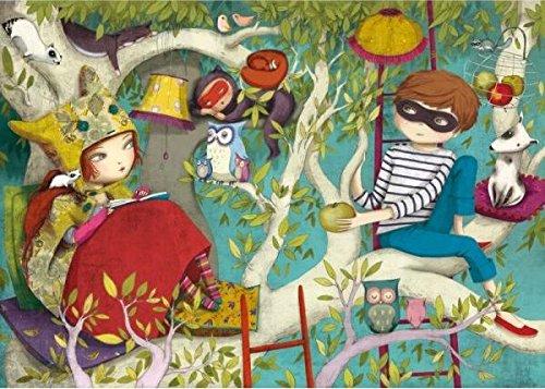 Puzzle Michele Wilson - La lecture de Sophie LEBOT - Bois - W158-50