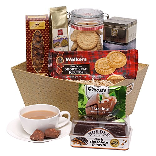 Clearwater Hampers Highland Hamper - Scottish Hampers - Send A Taste Of Scotland To Family And Friends