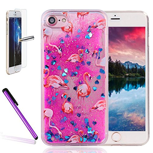 iphone-6s-plus-bling-liquid-case-iphone-6-glitter-case-newstars-i6plus-fenicottero-modello-liquid-fl
