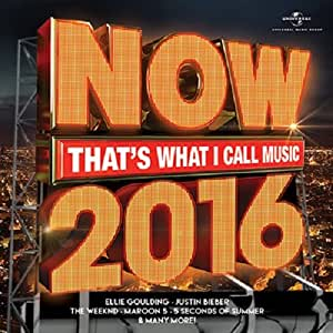 Now-That's What I Call Music 2016