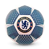 Chelsea FC Voetbal (One Size) (Blauw/Wit)