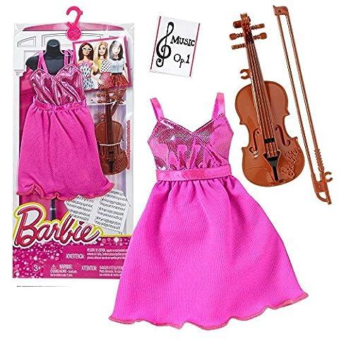 Barbie - Mode & Accessoires pour les Vêtements de Poupée