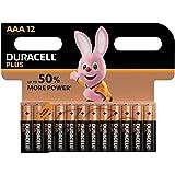 Duracell Plus AAA, lot de 12 piles