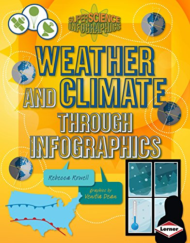 Weather and Climate through Infographics (Super Science Infographics) (English Edition)