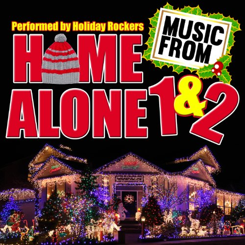 """White Christmas (From """"Home Alone"""") by Holiday Rockers on Amazon Music - Amazon.co.uk"""