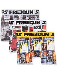 Star Wars Freegun, Bóxer para Niños (Pack de 3)