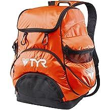 TYR Alliance Team Mochila, Unisex, Alliance Team, Naranja