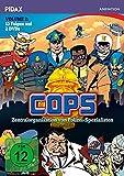 DVD Cover 'C.O.P.S., Vol. 2 / Weitere 13 Folgen der erfolgreichen Serie (Pidax Animation) [2 DVDs]
