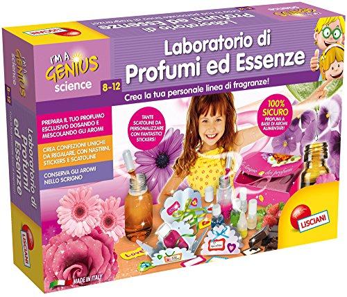Lisciani Spiele Spiel I 'm a Genius Labor für Parfüms und Essenzen -