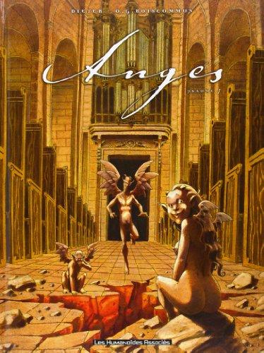 Anges, tome 1 par Dieter