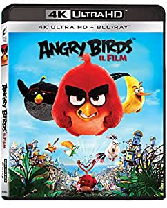 Angry Birds - Il Film (4K Ultrahd + Blu-Ray)