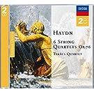 Streichquartette Op.76.1-6